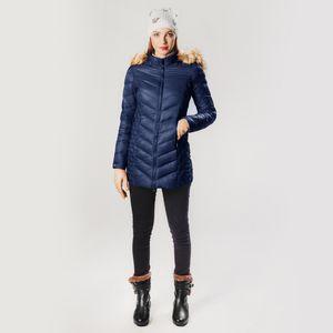 casaco-estilo-matelasse-azul-marinho-para-frio-e-inverno